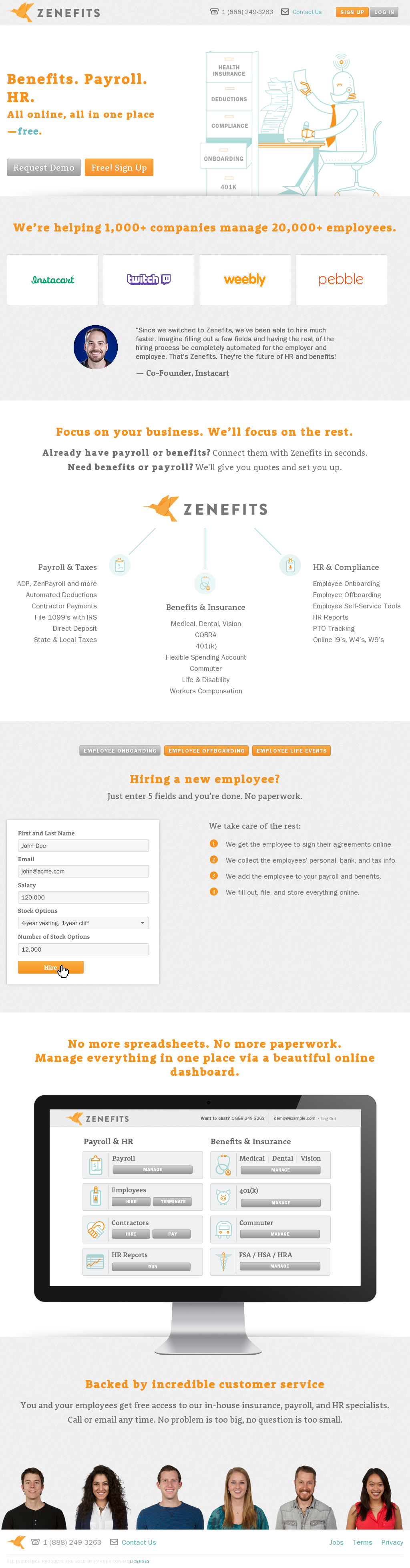 Zenefits Competitors, Revenue and Employees - Owler Company Profile