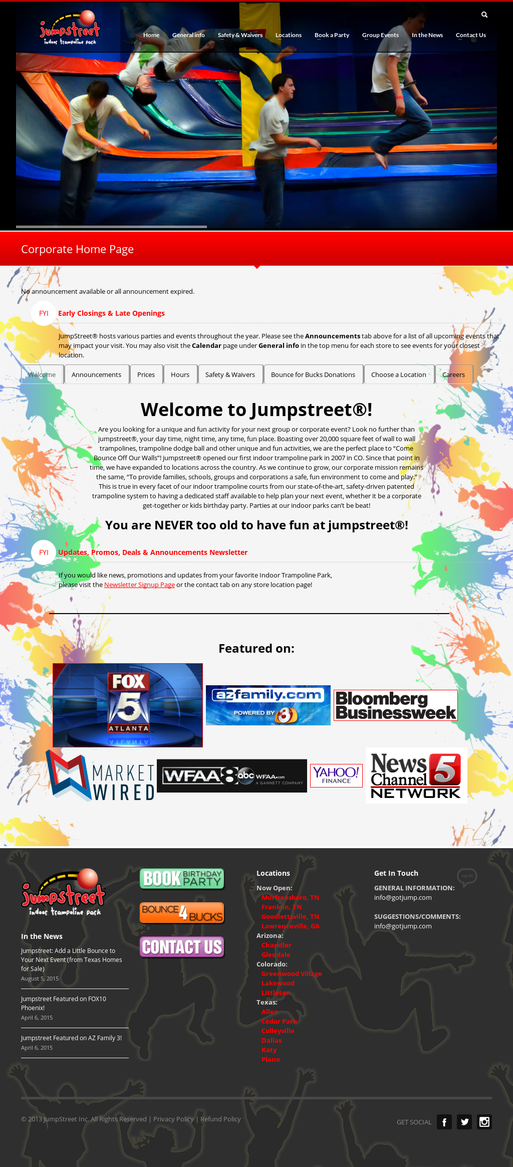 Jumpstreet Competitors Revenue And Employees Owler Company Profile