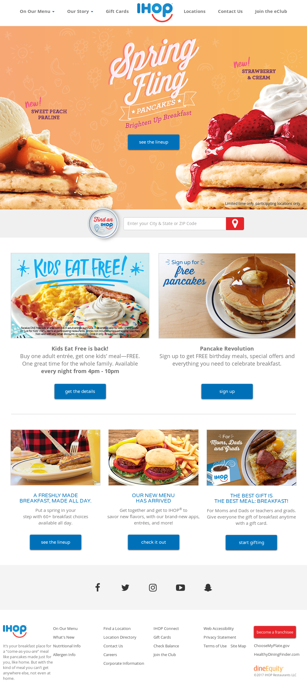 IHOP Competitors, Revenue and Employees - Owler Company Profile