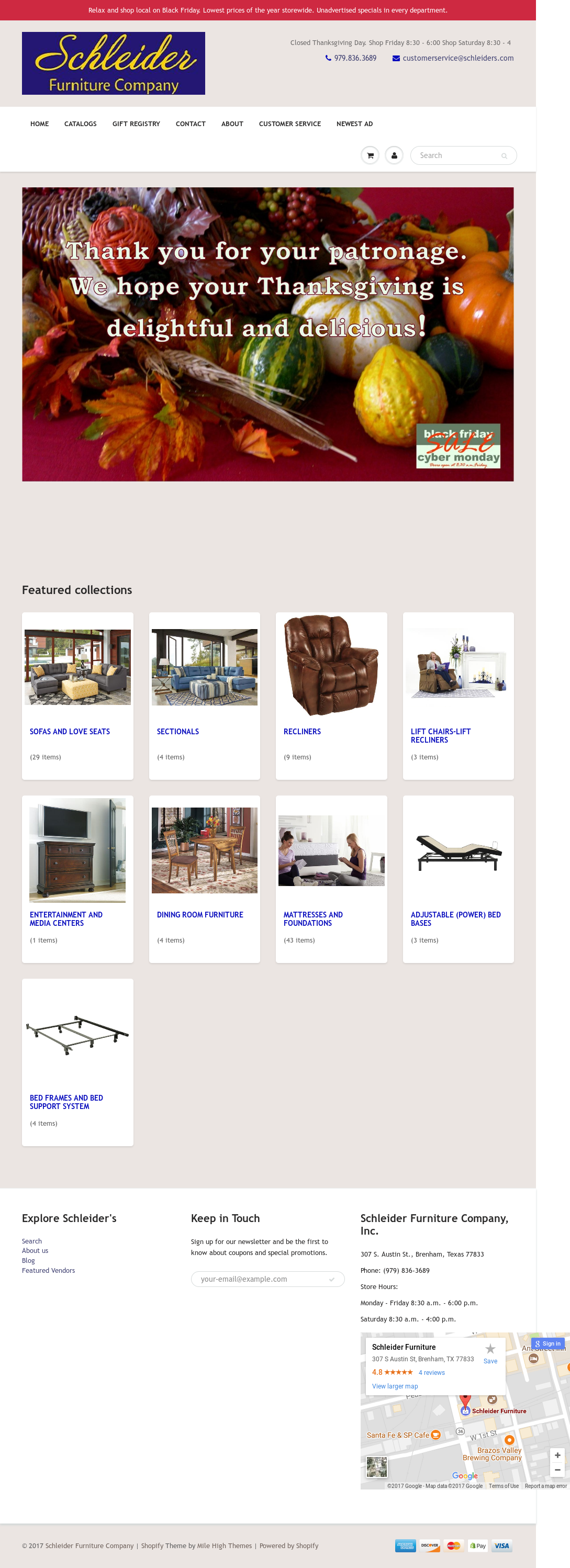 Schleider Furniture Compeors Revenue And Employees Owler Company Profile
