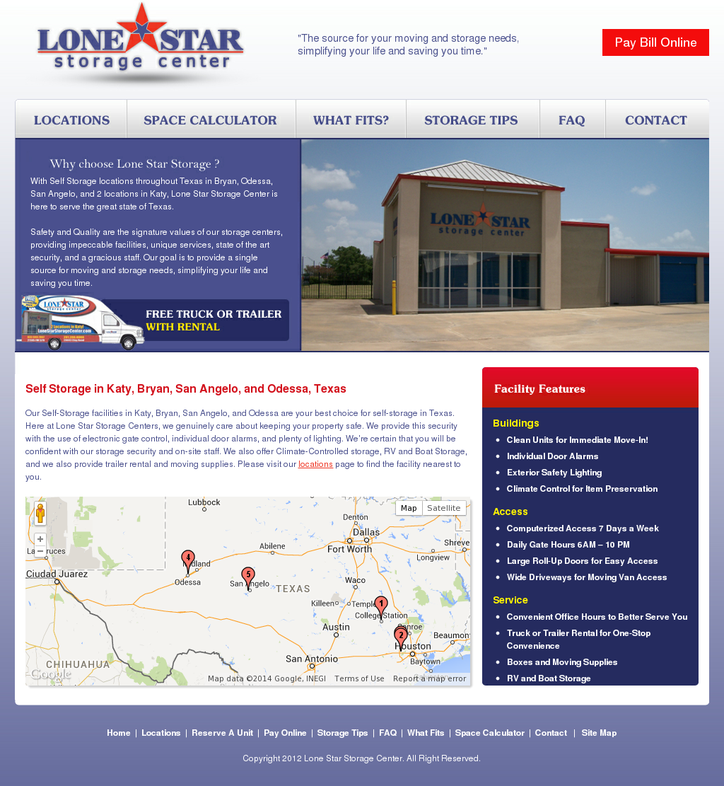 Lone Star Storage Center Competitors, Revenue And Employees   Owler Company  Profile