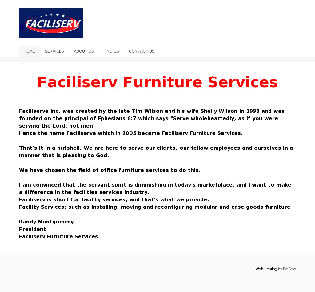 Faciliserv Furniture Svc Competitors Revenue And Employees Owler Company Profile
