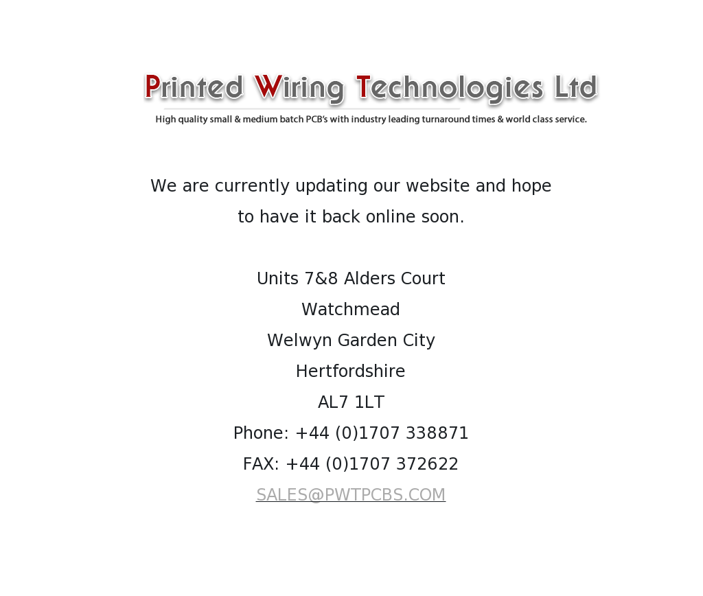 Fantastic Pwt Printed Wiring Technologies Limited Competitors Revenue And Wiring Cloud Strefoxcilixyz