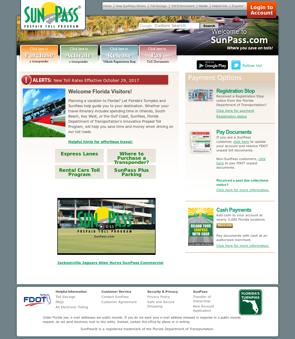 SunPass Competitors, Revenue and Employees - Owler Company Profile