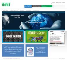 MAIT website history