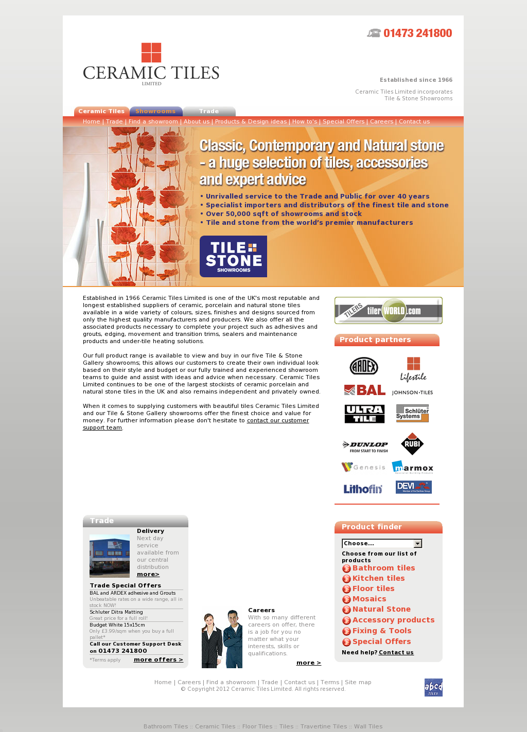 Ceramic Tiles Competitors, Revenue and Employees - Owler Company Profile