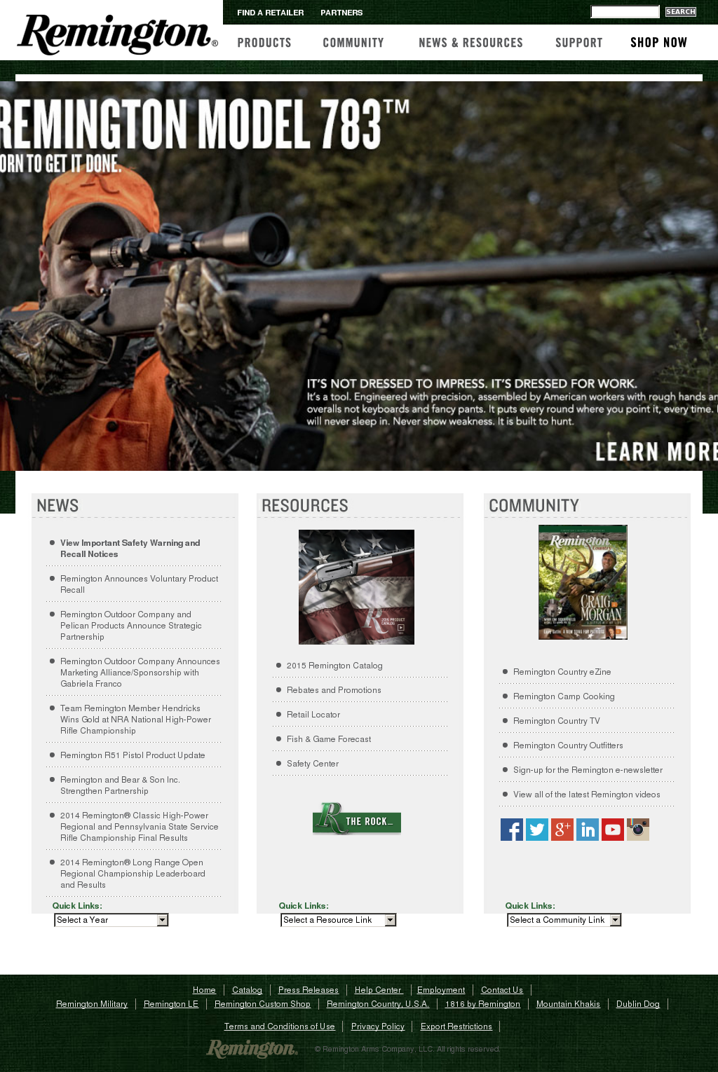 Remington Competitors, Revenue and Employees - Owler Company Profile