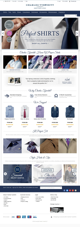 0752bbaf Charles Tyrwhitt Shirts New York – EDGE Engineering and Consulting ...