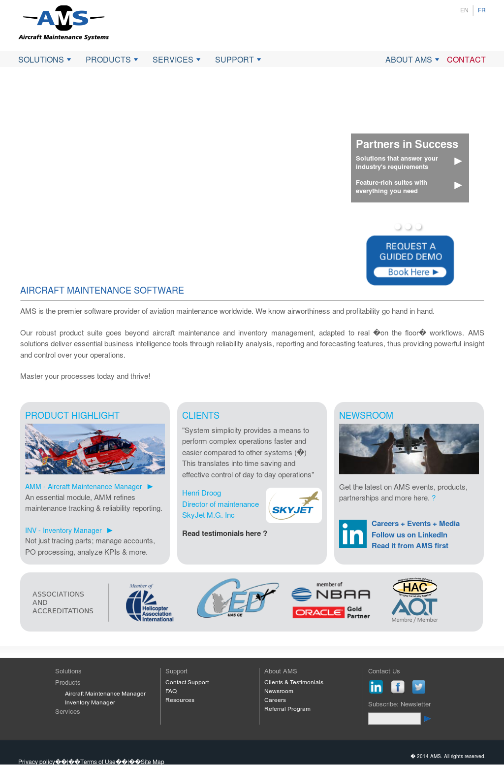 Aircraft Maintenance Software Competitors, Revenue and