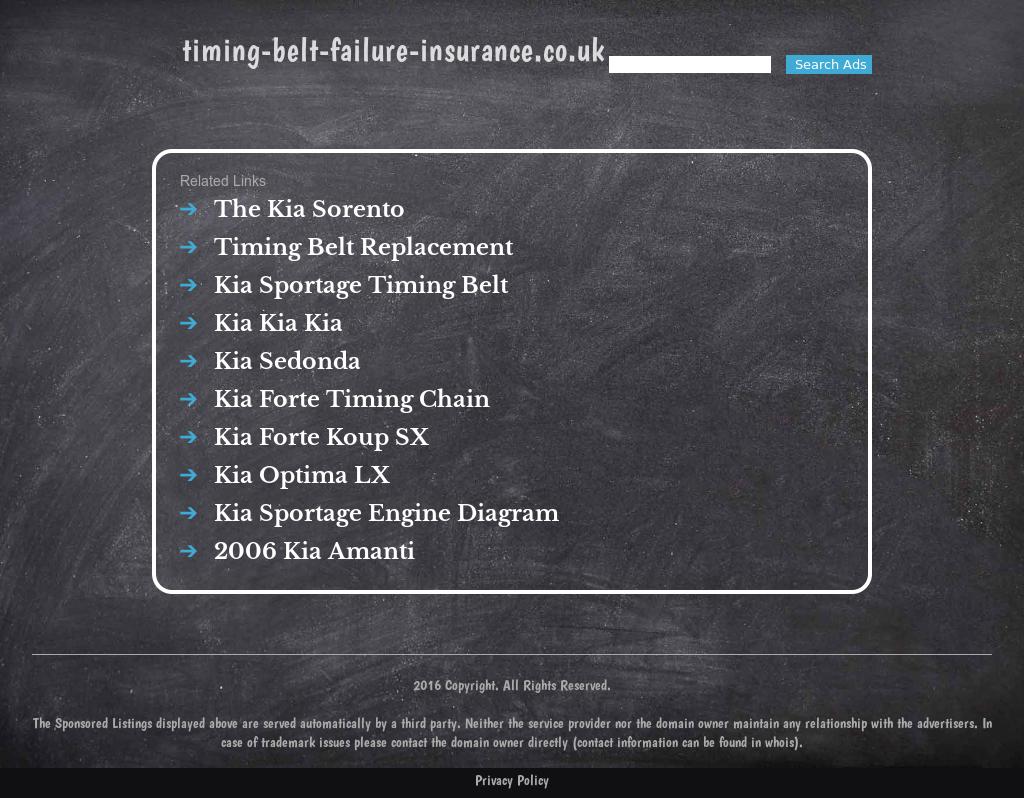 Timing Belt Failure Insurance Competitors Revenue And Employees Kia Forte Engine Diagram Owler Company Profile