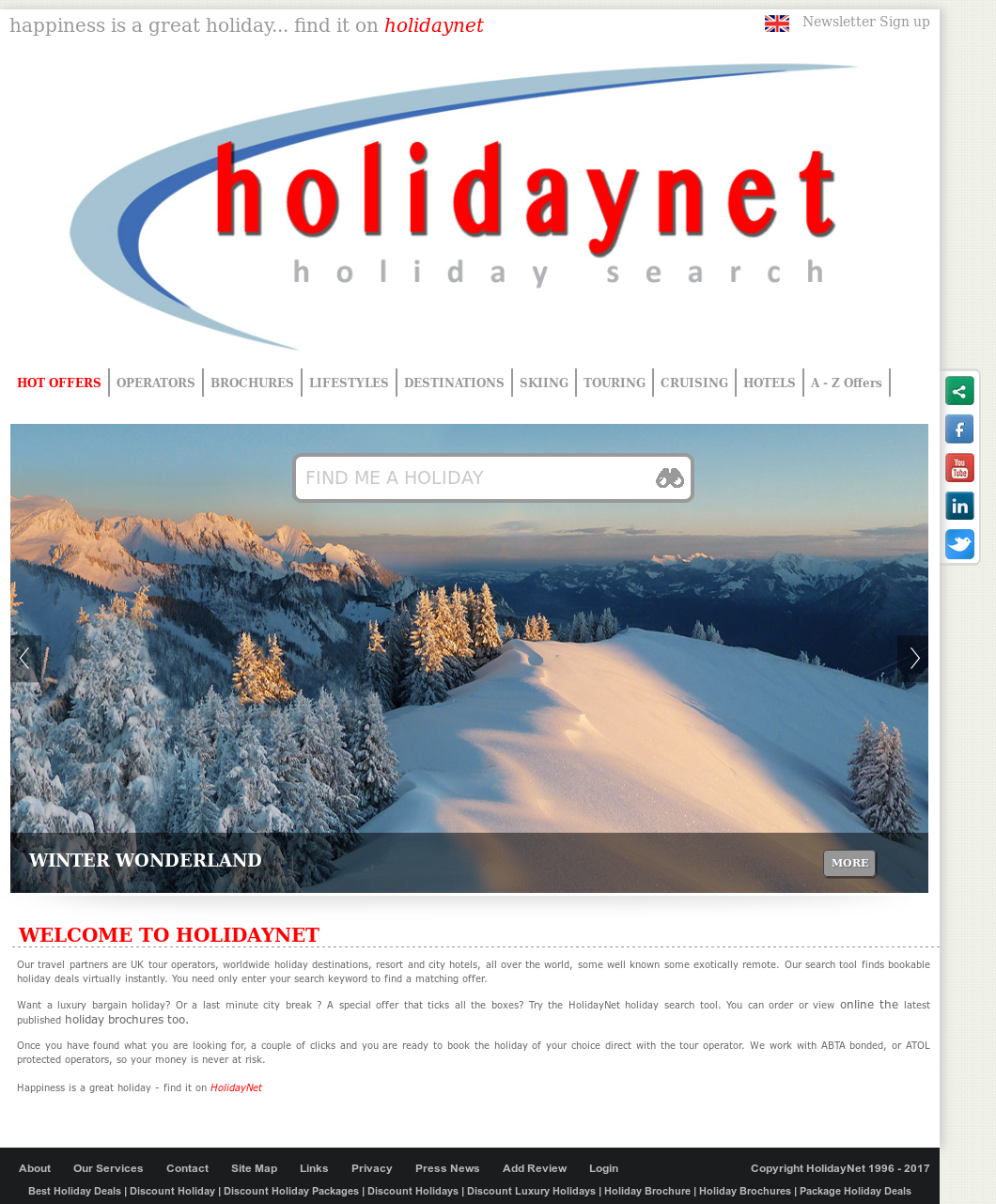 Holidaynet Competitors, Revenue and Employees - Owler