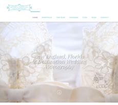 McElroy Weddings website history