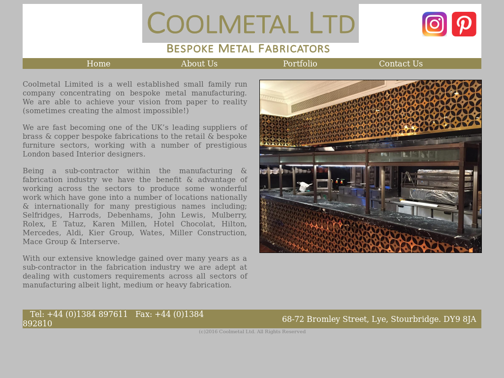 COOLMETAL LIMITED Competitors, Revenue and Employees - Owler