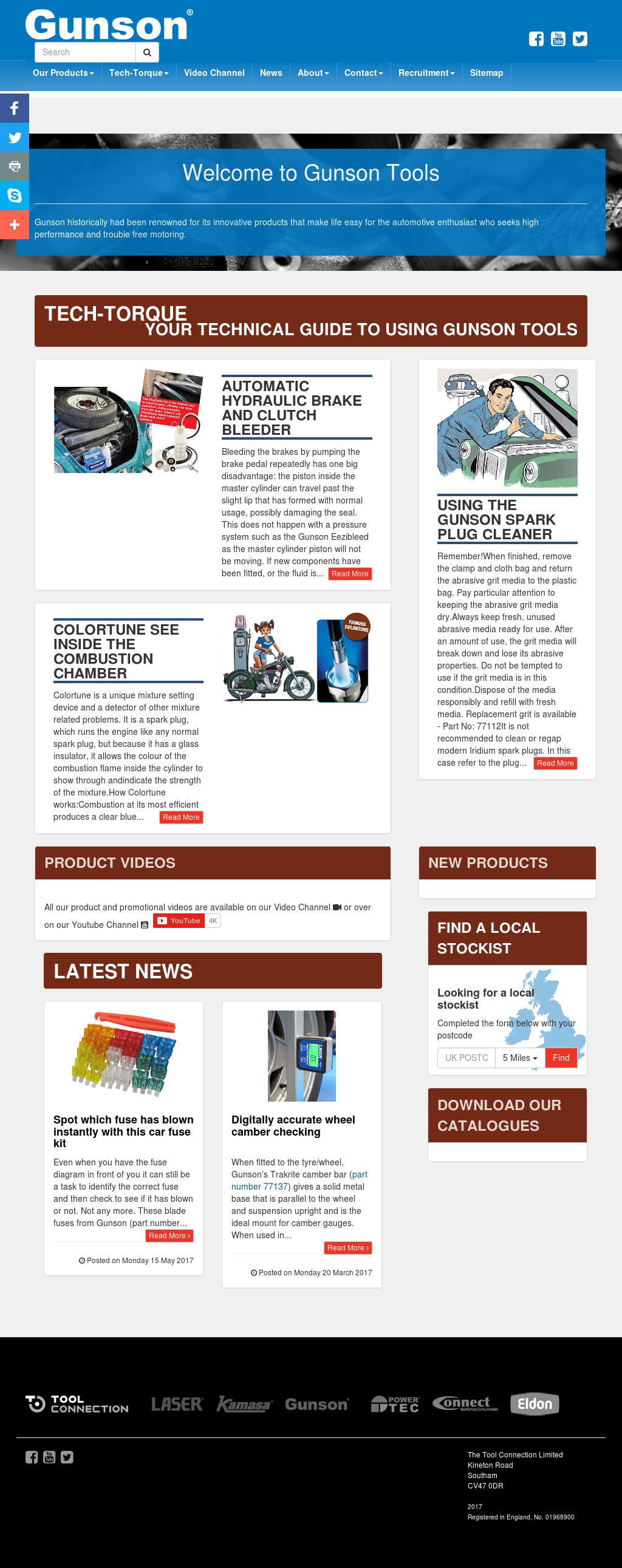 Gunson Competitors, Revenue and Employees - Owler Company Profile