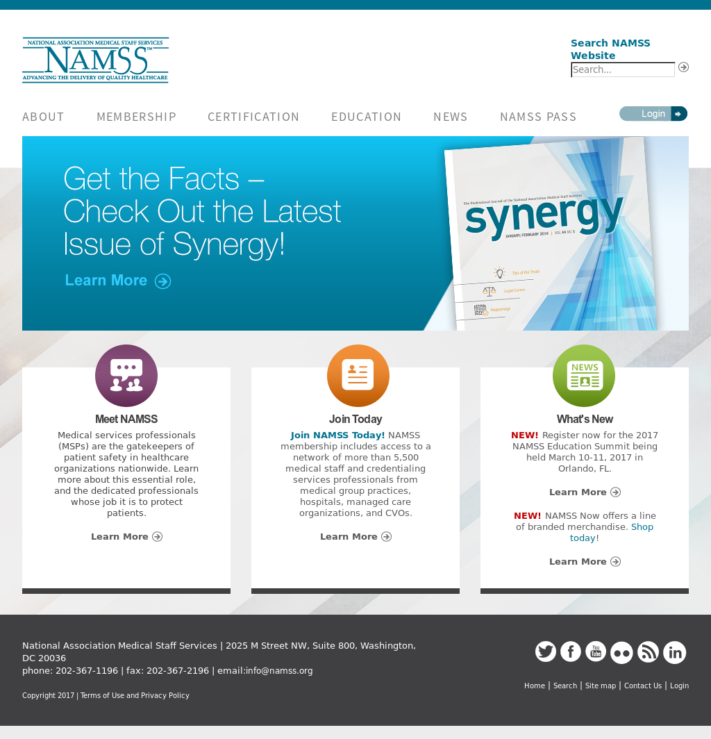 Namss Competitors Revenue And Employees Owler Company Profile