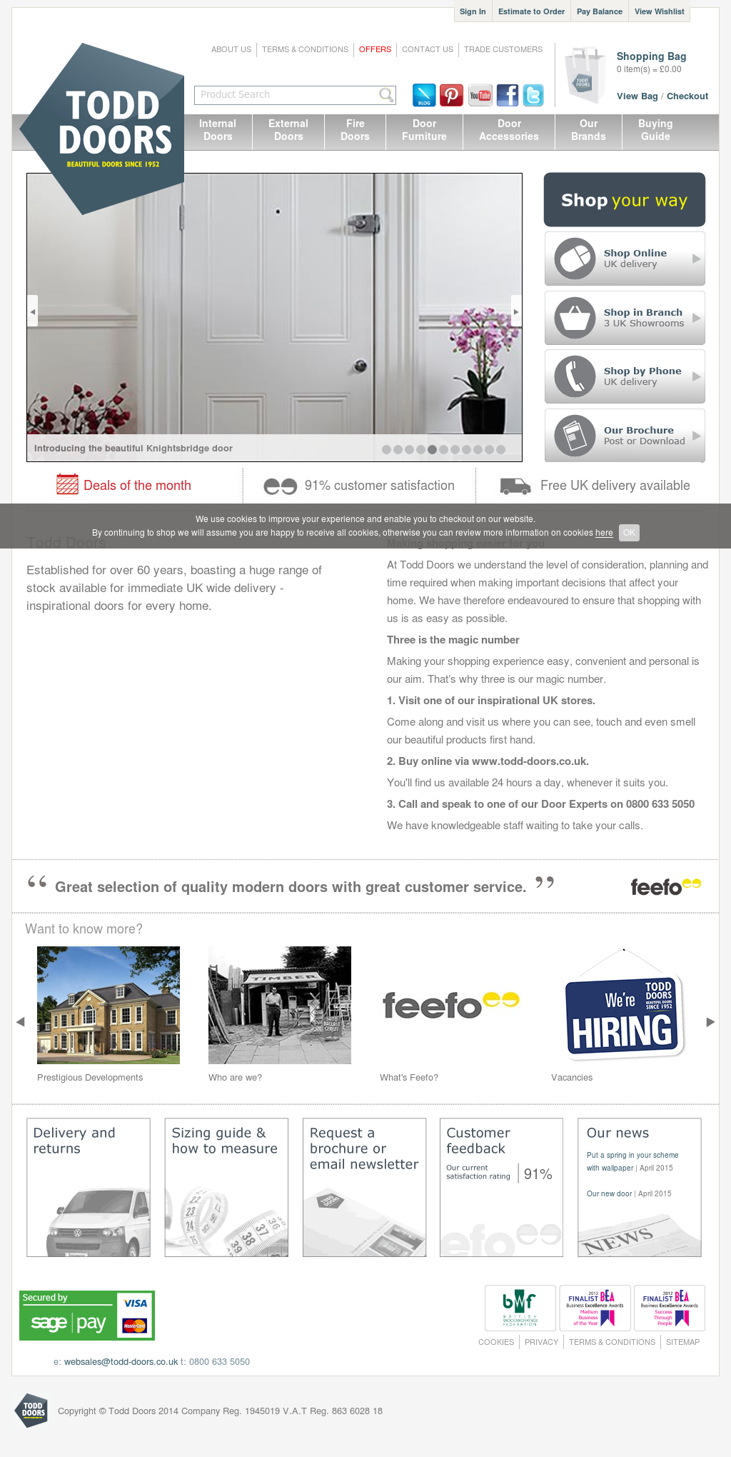 sc 1 st  Owler & Todd Doors Competitors Revenue and Employees - Owler Company Profile