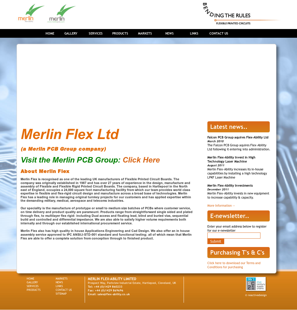 Flex Ability Limited Competitors Revenue And Employees Owler Large Screenshoot Of Merlin Pcb Designer Company Profile