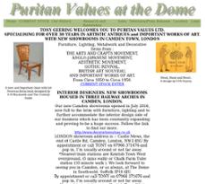 puritan values today