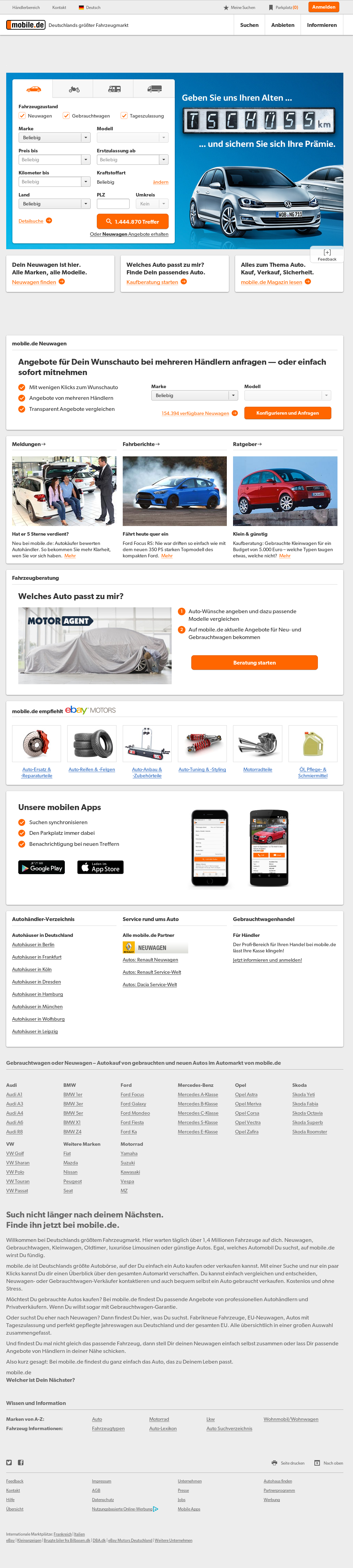 Mobilede Competitors Revenue And Employees Owler Company Profile