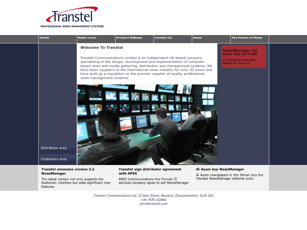 Transtel Competitors, Revenue and Employees - Owler Company