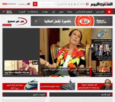 Al-Masry Al-Youm website history