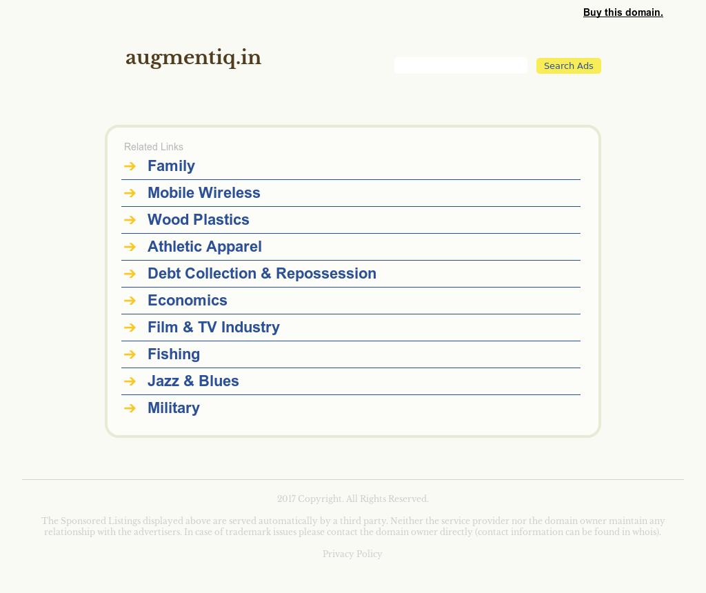 AugmentIQ Data Sciences Competitors, Revenue and Employees - Owler