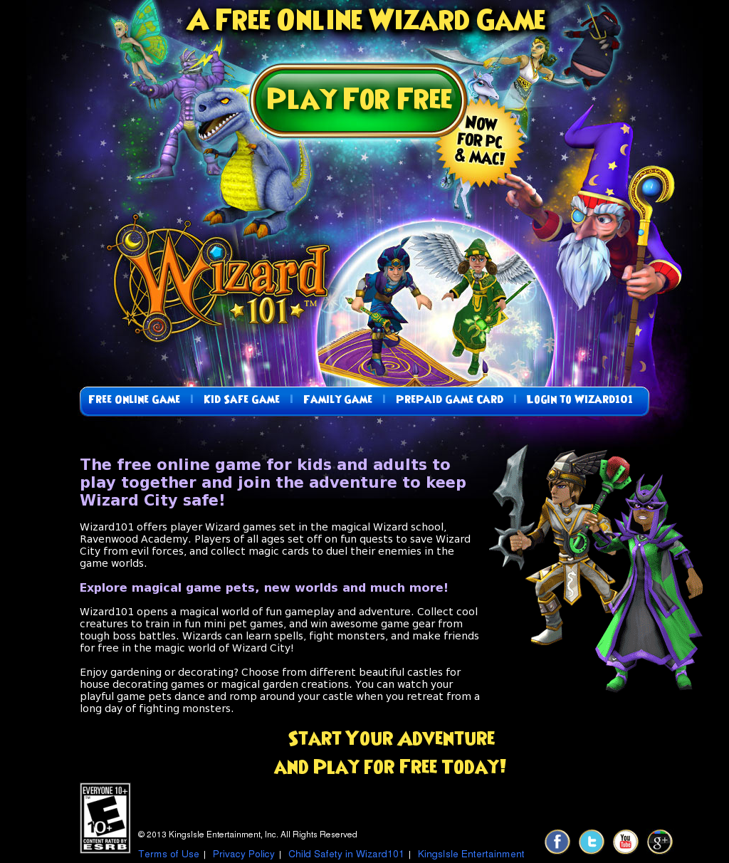 Wizard101 Competitors, Revenue and Employees - Owler Company Profile