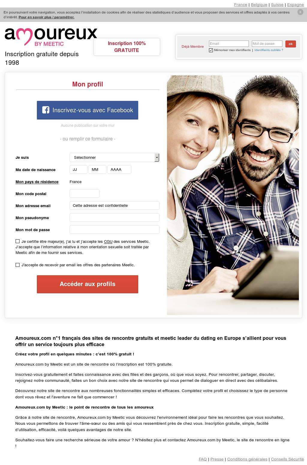 Tavoite. saada oma. voir mon site de rencontres Menetelmät Keskustelut.