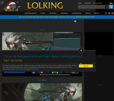 LolKing Competitors, Revenue and Employees - Owler Company