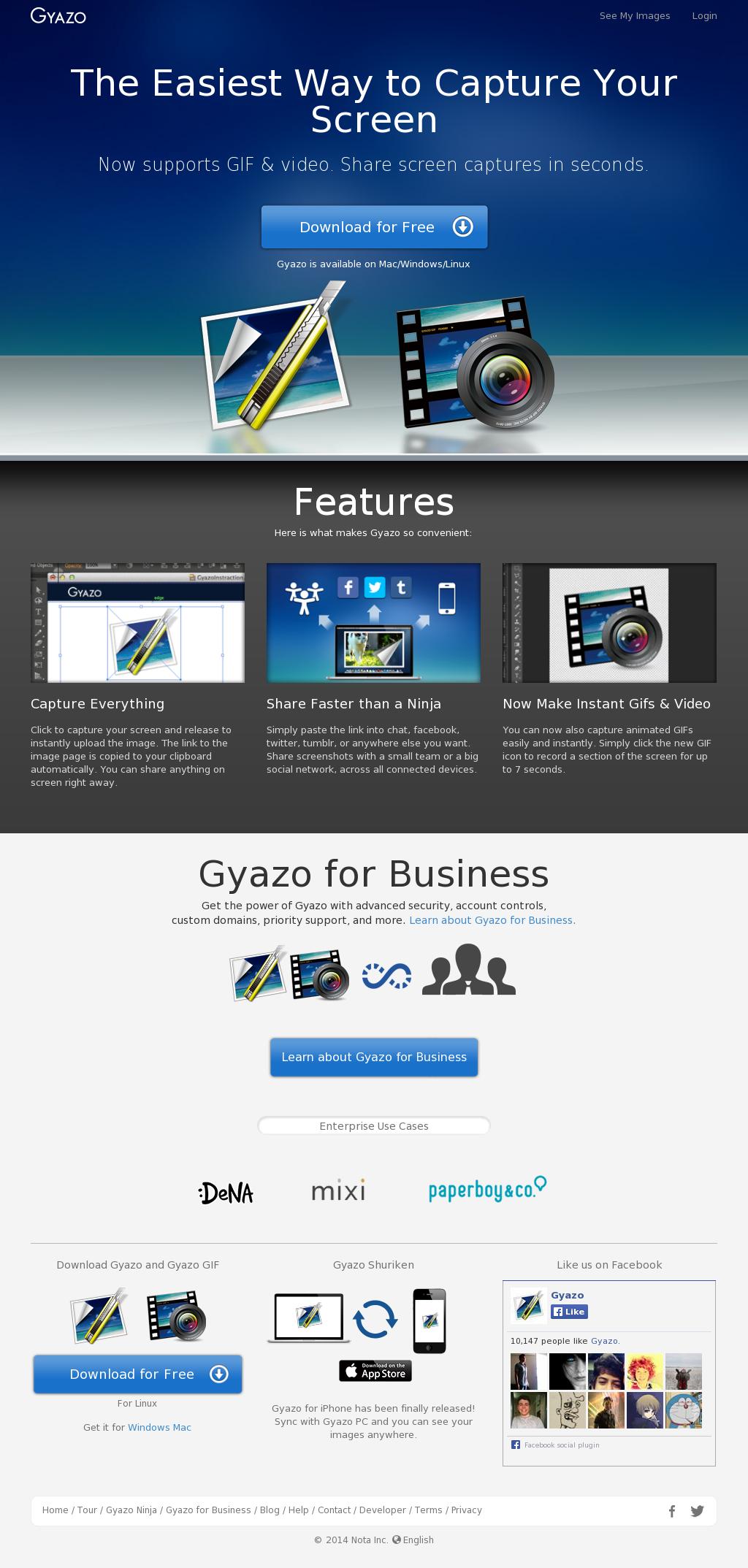 gyazo video capture