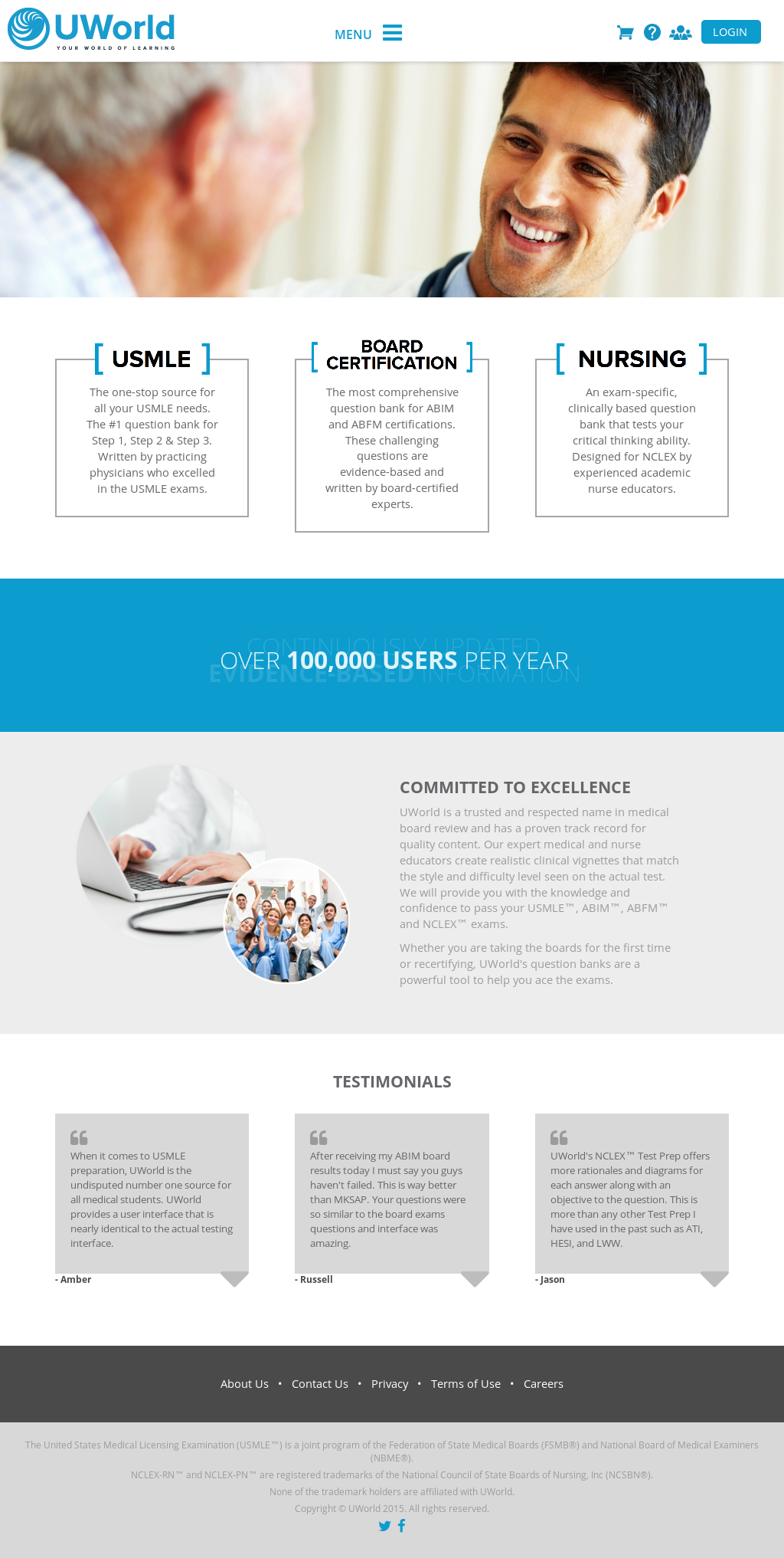 UWorld Competitors, Revenue and Employees - Owler Company Profile