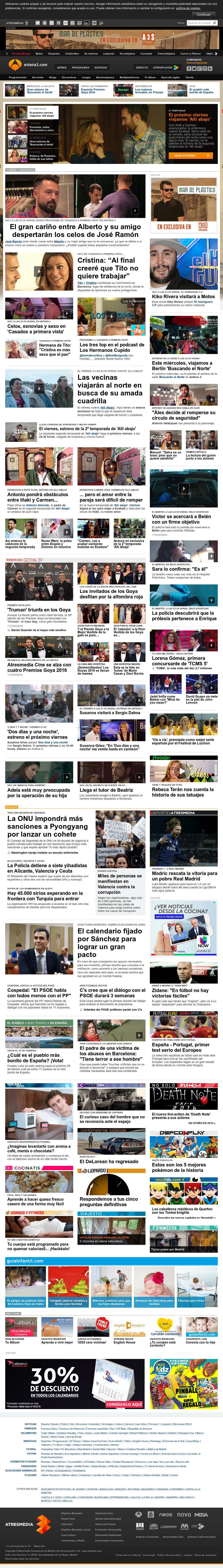 Antena 3 Competitors, Revenue and Employees - Owler Company Profile