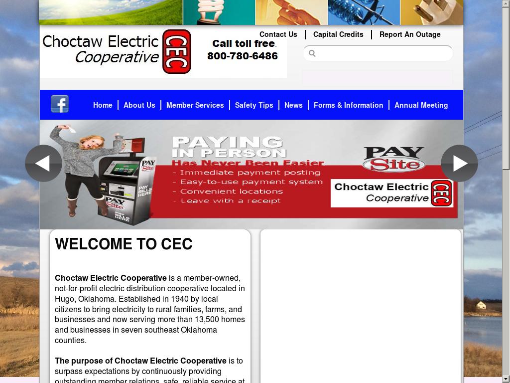 Choctaw electric hugo ok
