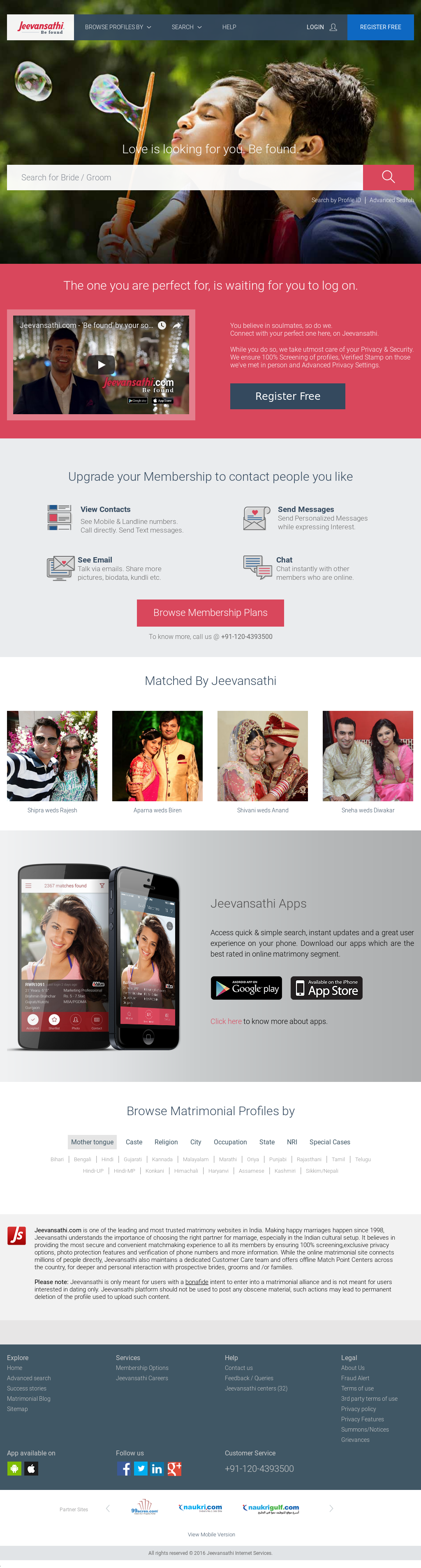Jeevansathi Competitors, Revenue and Employees - Owler