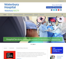 Waterbury Hospital Competitors, Revenue and Employees