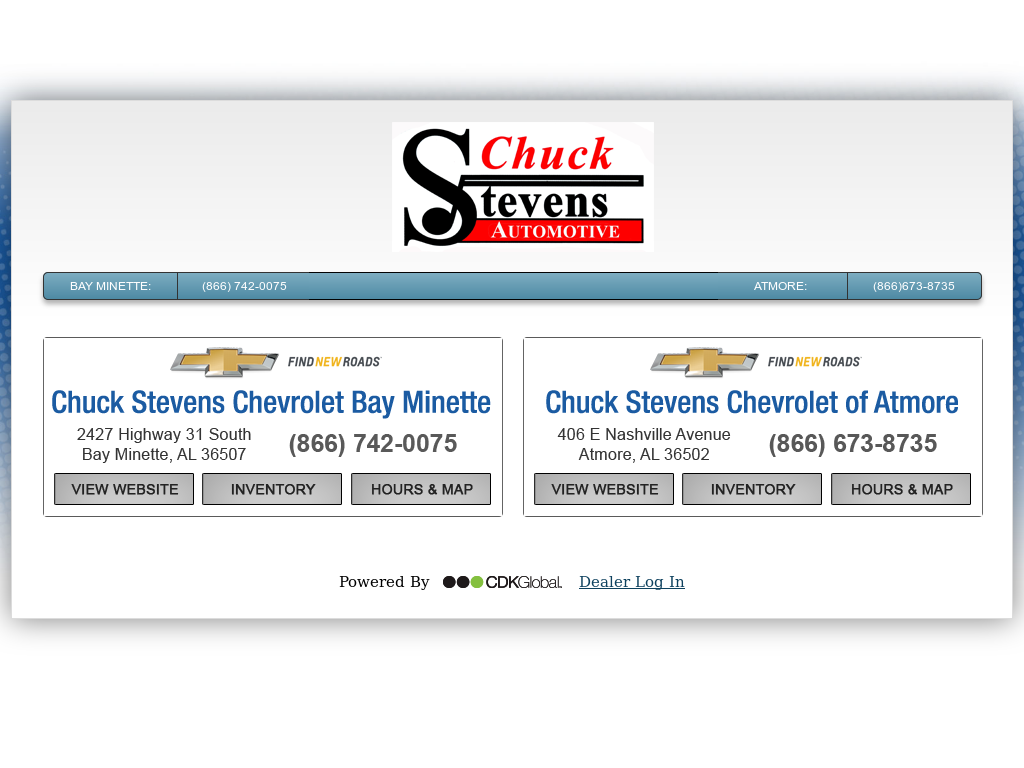 Chuck Stevens Chevrolet Competitors Revenue And Employees Owler Company Profile