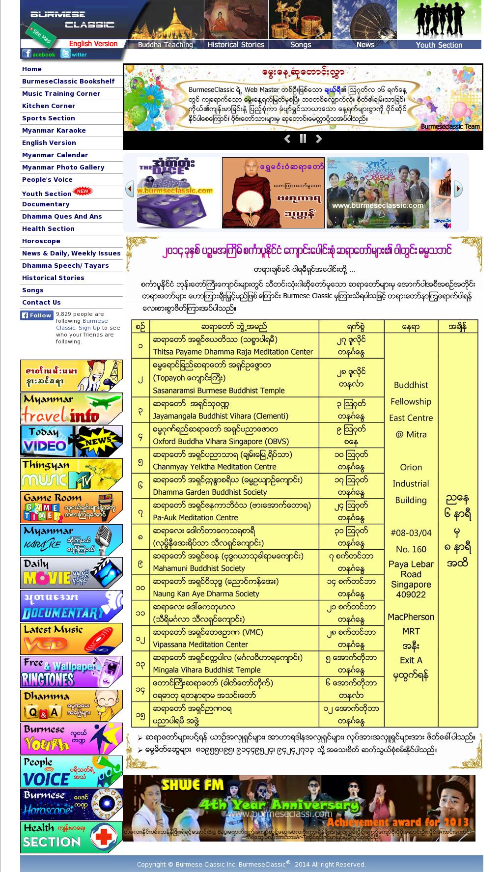 Burmeseclic Instagram Posts