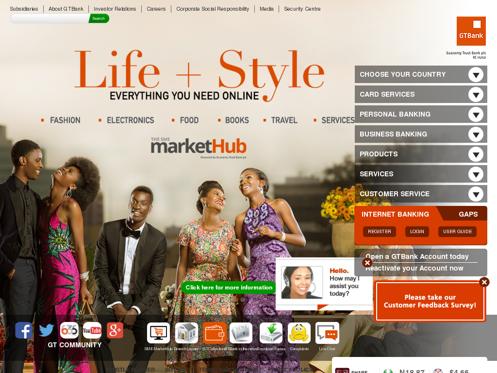 GTBank Competitors, Revenue and Employees - Owler Company Profile