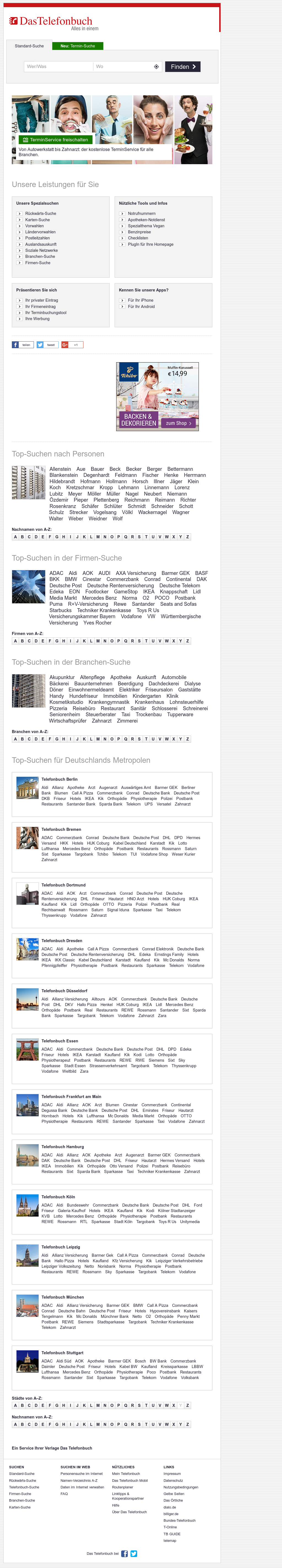 The Phonebook Germany Competitors, Revenue and Employees - Owler ...