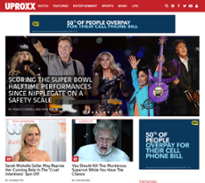 UPROXX Competitors, Revenue and Employees - Owler Company Profile
