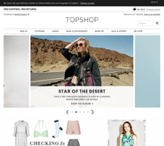topshop company profile Find and apply for topshop student placements, internships & insights read reviews and see ratings on topshop schemes.