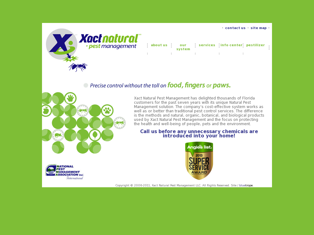Xactnatural Pest Management Compeors Revenue And Employees Owler Company Profile