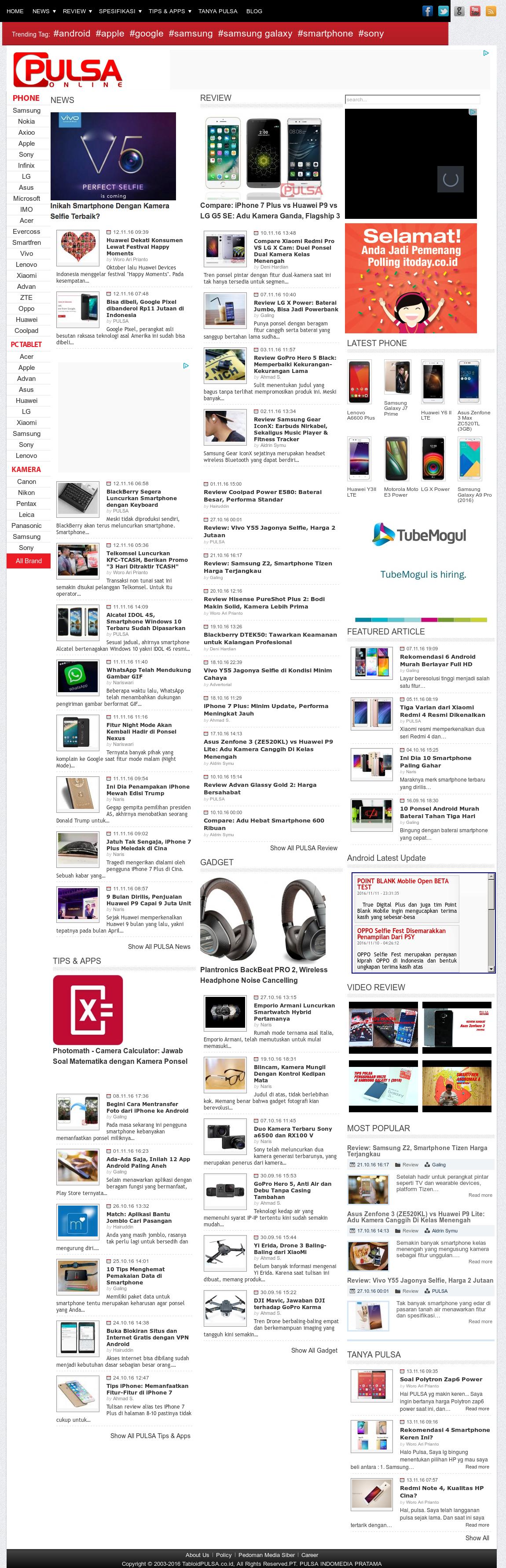 Tabloidpulsa Competitors Revenue And Employees Owler Company Profile