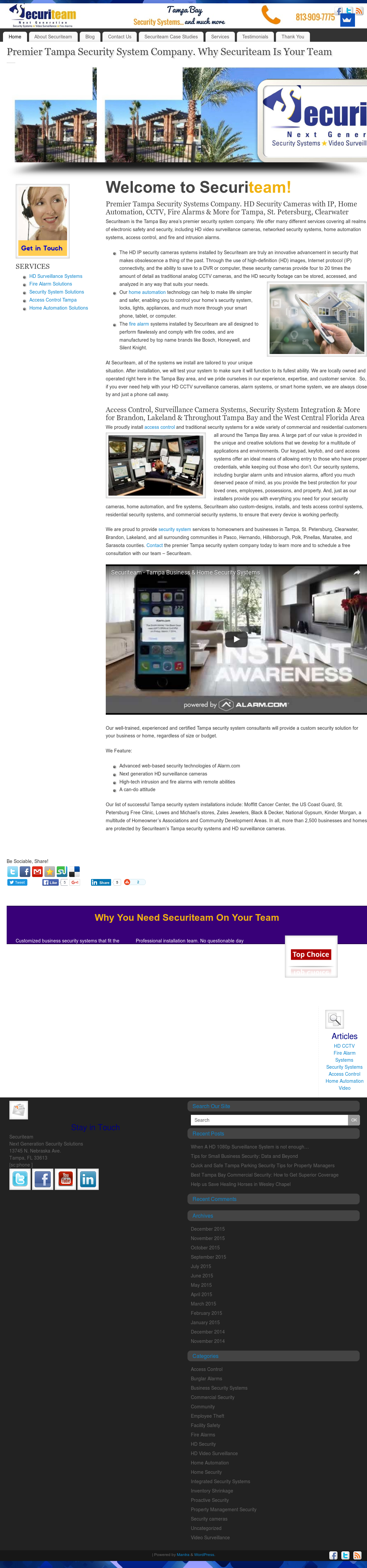 Enchanting Web Based Home Security Composition - Home Decorating ...