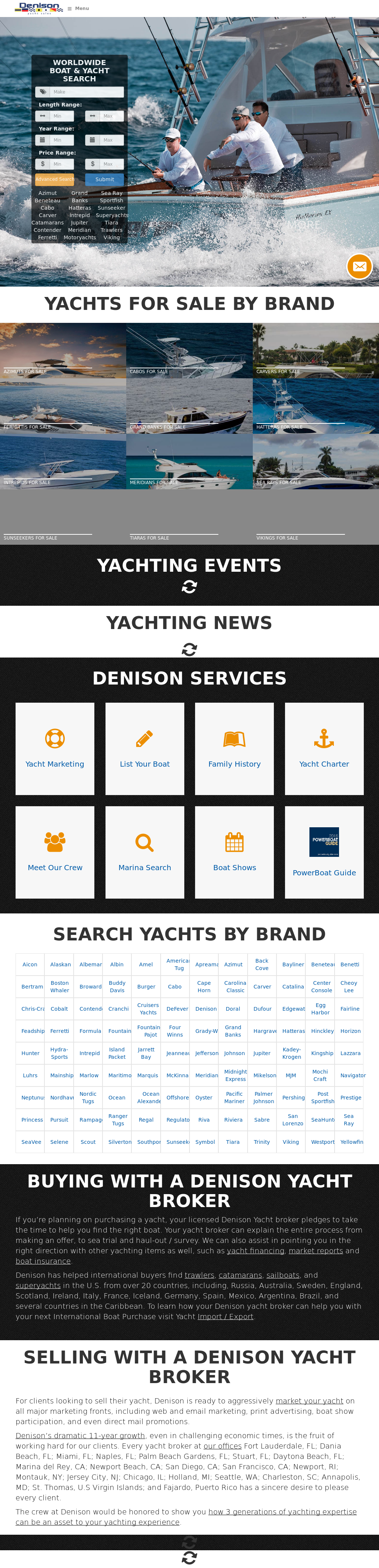 Black Pearl Yacht Sales Competitors, Revenue and Employees