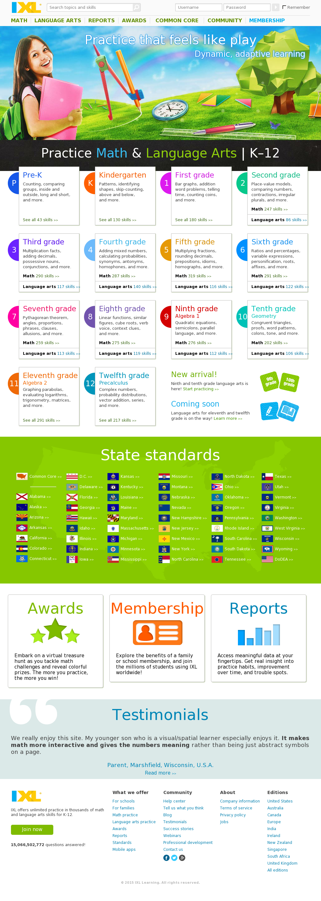 IXL Learning Competitors, Revenue and Employees - Owler Company Profile