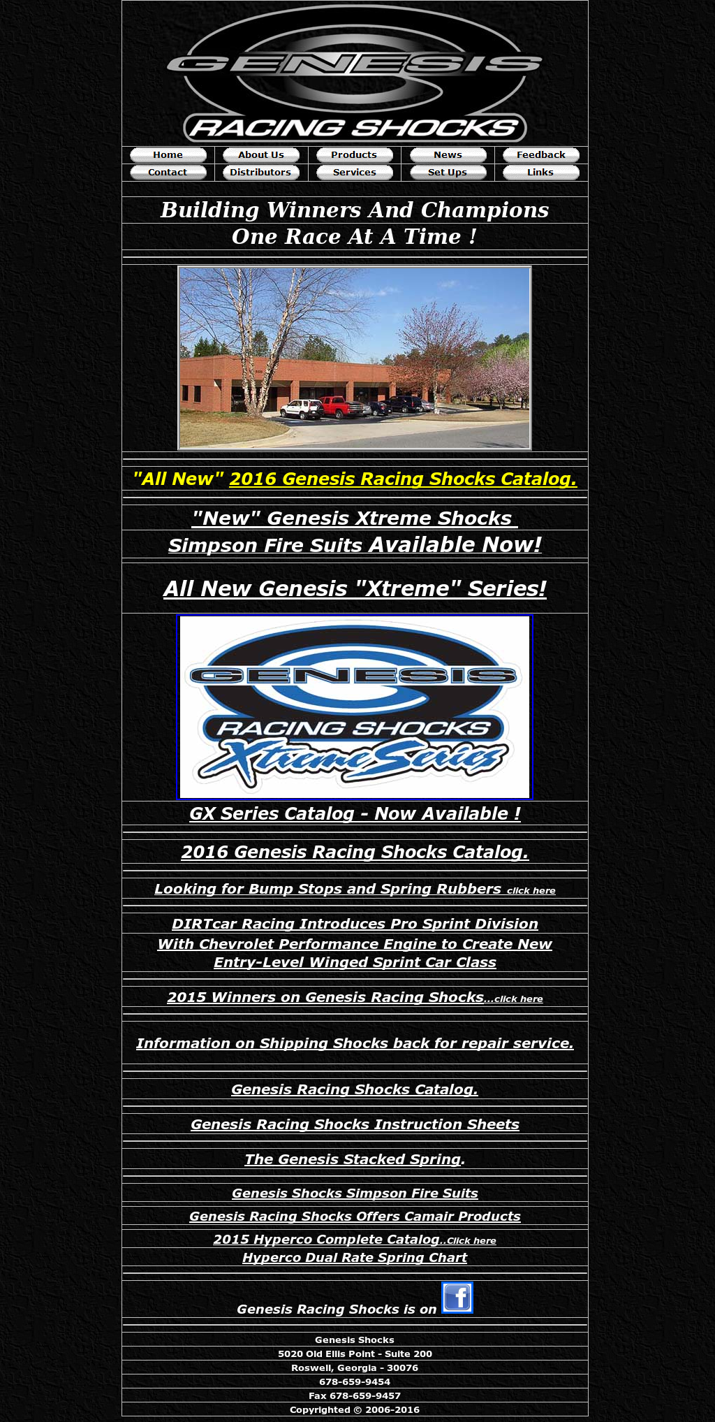 Genesis Racing Shocks Compeors Revenue And Employees Owler Company Profile