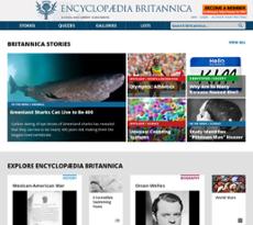 Britannica Competitors, Revenue and Employees - Owler
