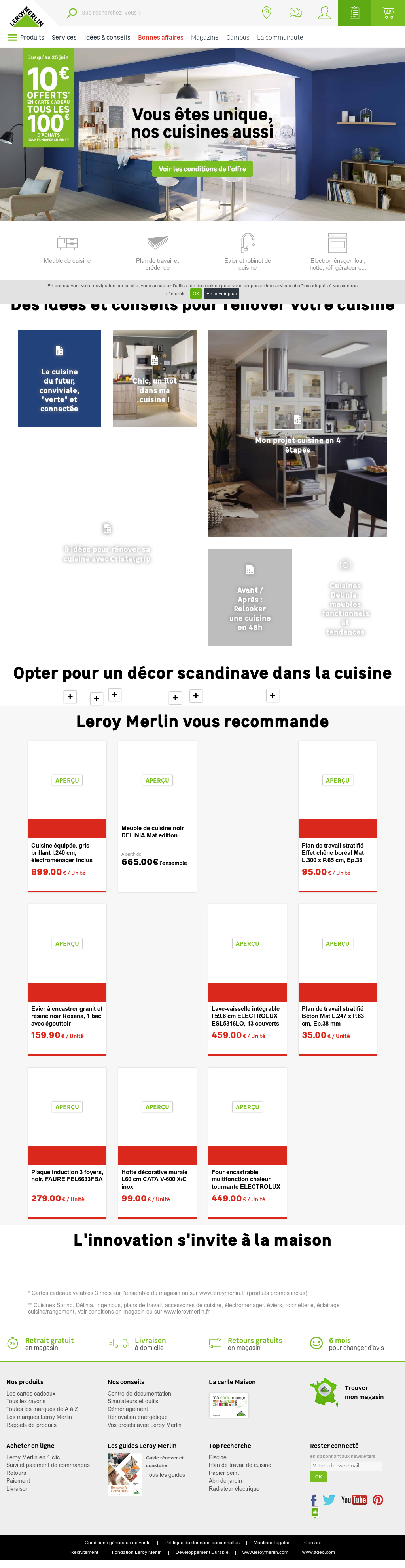 Leroy Merlin Competitors Revenue And Employees Owler