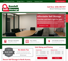Randall Self Storage Competitors, Revenue And Employees   Owler Company  Profile
